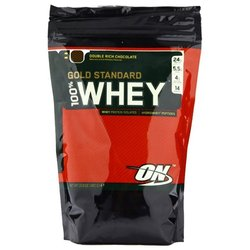 Optimum Nutrition 100% Whey Gold Standard (450-454 г)