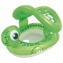 Круг надувной Bestway Floating Turtle Baby Care Seat 34094 BW