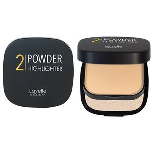 Lavelle Collection Пудра+хайлайтер Powder Highlighter тон 02