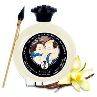 SHUNGA Краска для тела Vanilla & Chocolate Temptation 100 мл