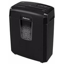 Шредер Fellowes Microshred 8MC (FS-4692501) (черный)